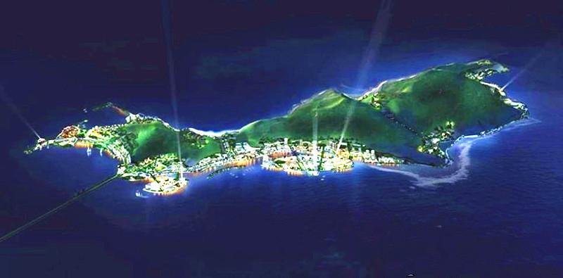 【连云港连岛海滨旅游度假区】 位于黄海之滨海州湾畔的连岛,与连云港港口隔海相望。全岛东西长9公里,面积7.57平方公里,森林覆盖面积达80%,海岛自然风光秀丽迷人。连岛海滨旅游度假区是国家级风景名胜区云台山海滨景区的重要组成部分。这里有江苏最佳的天然优质海滨沙滩—大沙湾游乐园;汇萃青山、碧海、金滩、茂林、奇石于一体的海滨胜境—苏马湾生态园;享受卧床听涛、推窗望海渔家乐趣的渔村之旅;位居神州第一、如虹横卧天堑的拦海巨堤;饱经沧桑岁月、诉说汉代文明的海上界域石刻;孤悬海外、物产丰饶